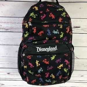 Disneyland exclusive Disney parks Mickey backpack